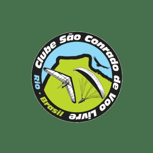 Club Sao Conrado de voo livre Rio Brasil logo